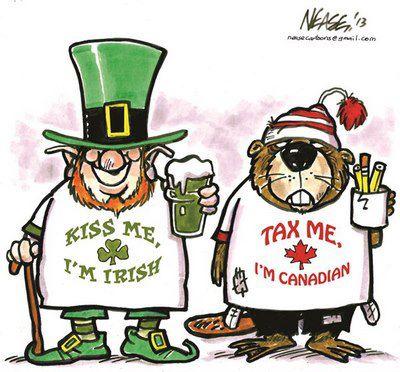I'm Canadian001